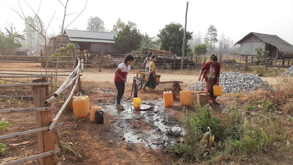"""Countryside Citizens Vs Myanmar Peace"""
