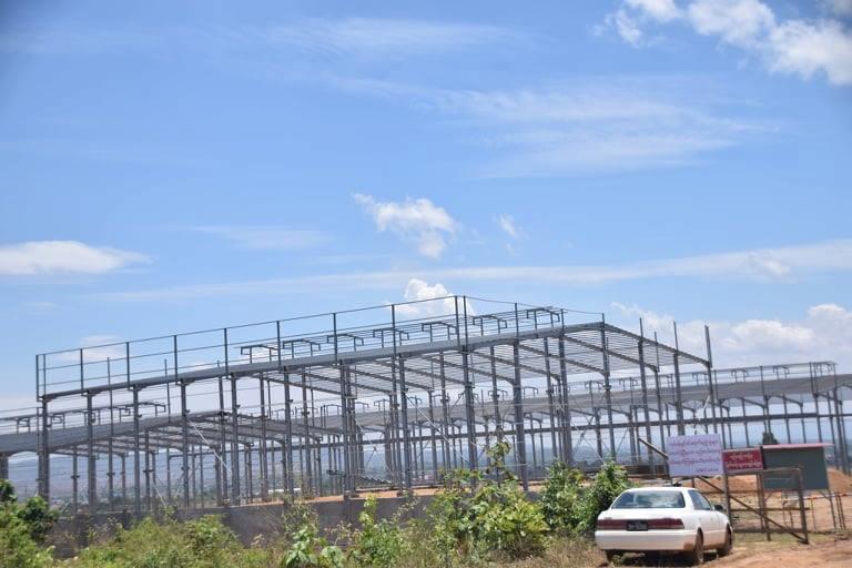 Govt Building Mega-development Projects Amid COVID-19 Pandemic